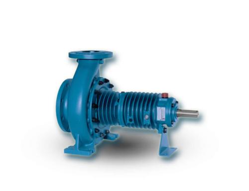 Bombas centrífugas para aceite térmico TRAVAINI serie TCD dedicadas los procesos industriales con fluidos de alta temperatura