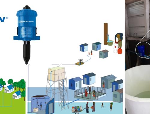 Cloración en Asociaciones de Agua Potable Rural (APR)
